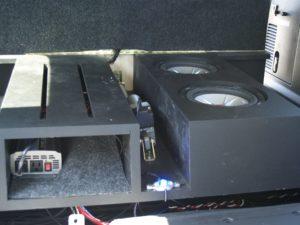 Car audio installation Oakville Mississauga Burlington Ontario