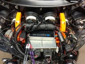 Harley-Davidson stereo repair and replacement Oakville Mississauga Ontario Burlington