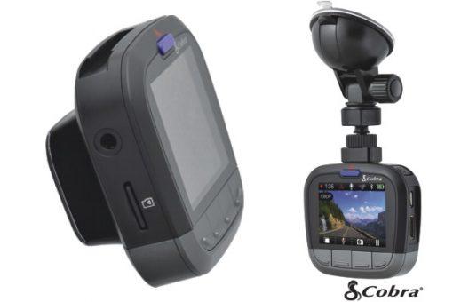 "COBRA - CDR835 DASH CAM 2"" LCD"