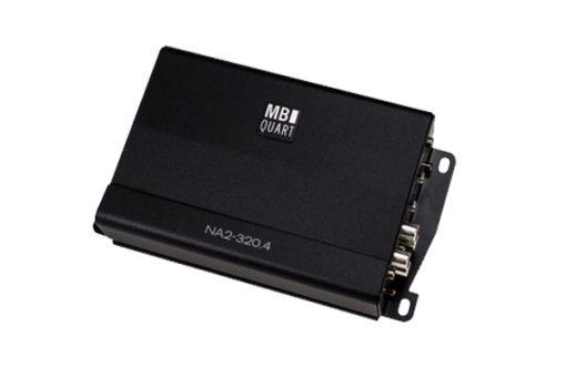 MB QUART - NA2-320.4 4x80 watt compact powersports amplifier buy online Oakville Mississauga Canada