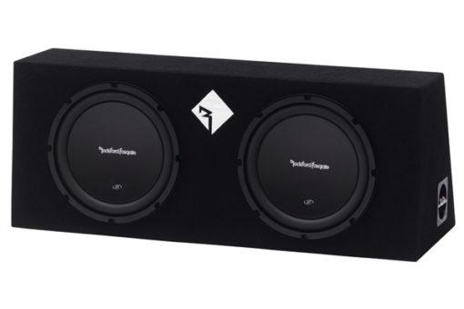 "ROCKFORD FOSGATE - R1-2X10 Dual Prime R1 10""  400 Watt Loaded Enclosure Oakville"