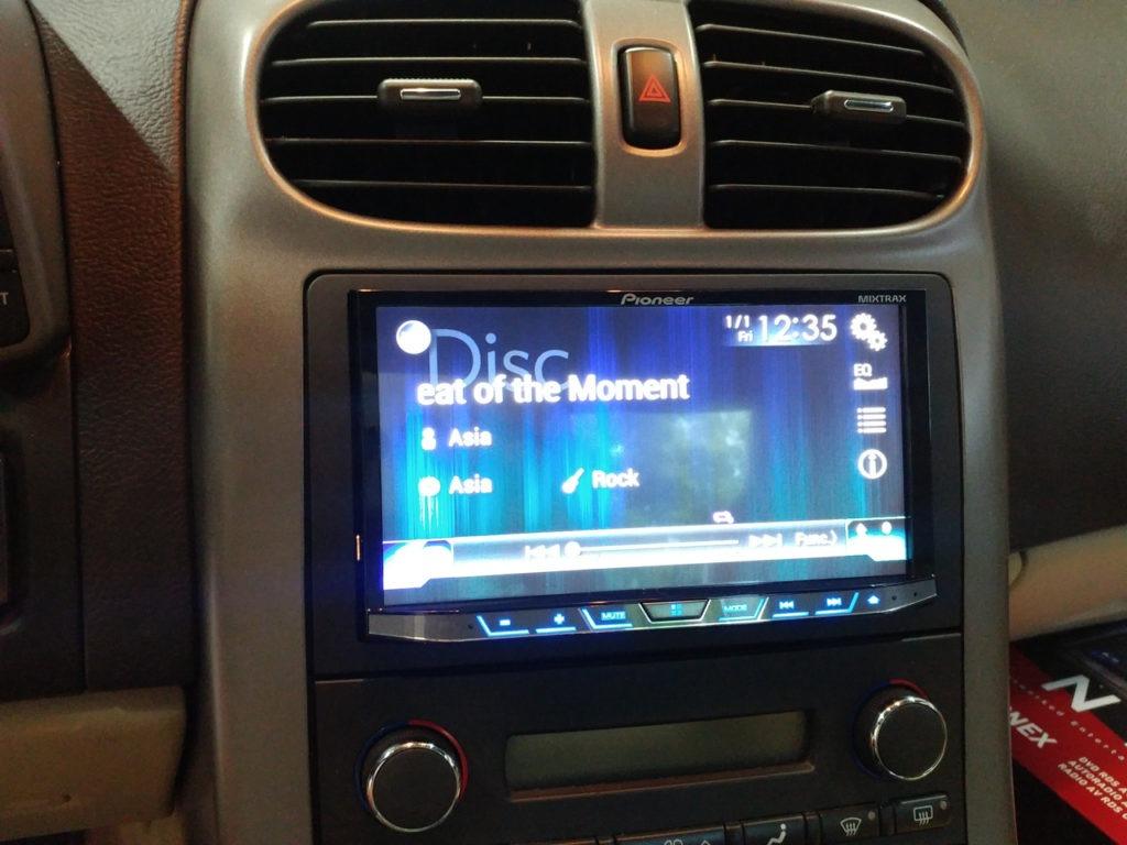 Altered sound Car audio Oakville ON