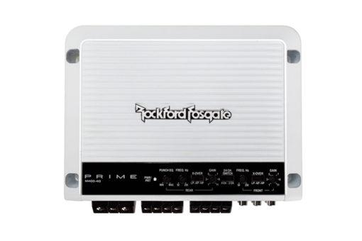 ROCKFORD FOSGATE - M400-4D 400 Watt Full-Range Class-D 4-Chanel Amplifier buy online Oakville Mississauga Canada