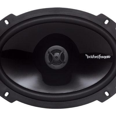 """ROCKFORD FOSGATE - P1692 6""""x9"""" Punch 2-Way Full Range Speaker. Oakville"""