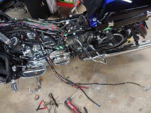 Harley-Davidson CVO audio system upgrade