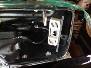 Harley-Davidson CVO audio upgrade