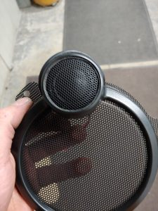 Harley-Davidson CVO audio system upgrade