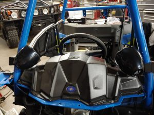 Polaris ACE 900 sound system