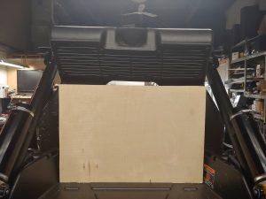 Polaris RZR audio system