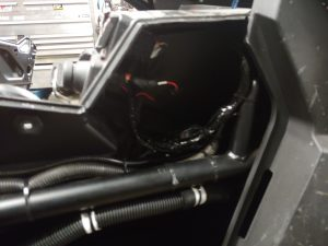 Polaris RZR RS-1 audio system