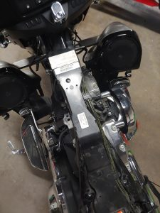 Harley-Davidson audio system upgrade