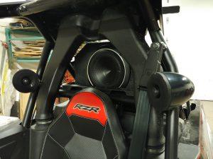 Polaris RZR RS-1 audio system
