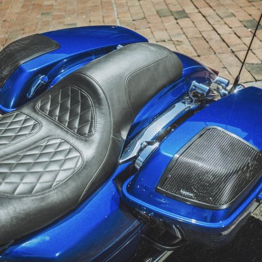 Harley Davidson speaker kit