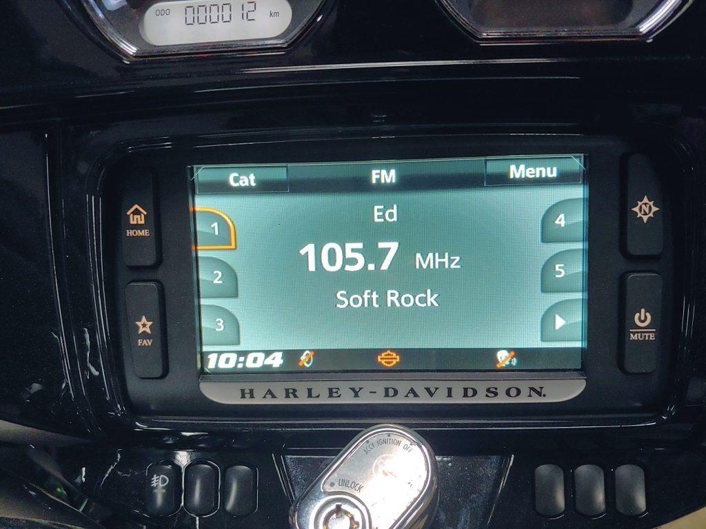Harley-Davidson Radio Flash Ontario Oakville Mississauga Toronto Burlington Hamilton