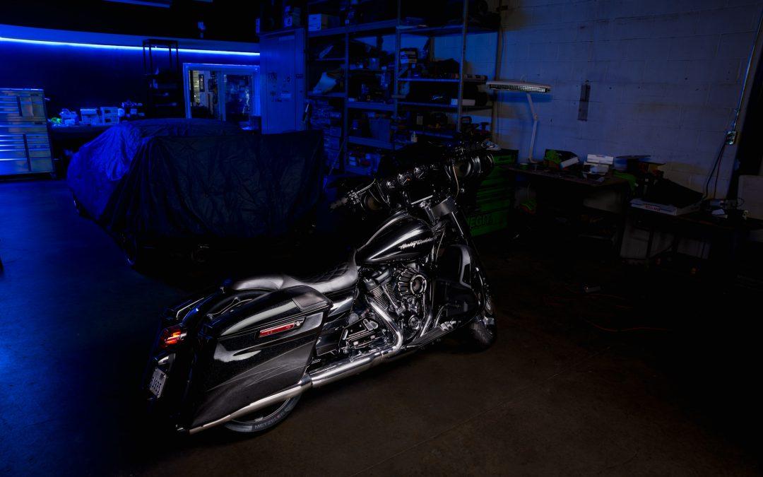 2017 Harley- Davidson CVO audio system upgrade SQ mode!