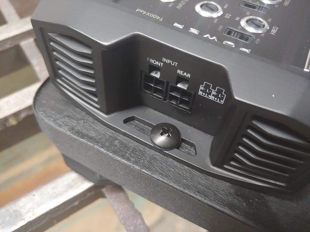 Road King amplifier