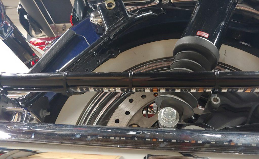 Harley Davidson LED lights