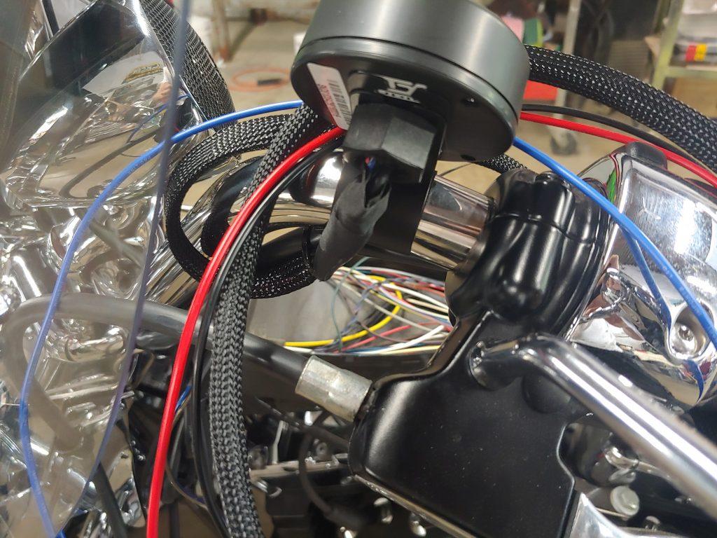 Bluetooth controller Harley Davidson