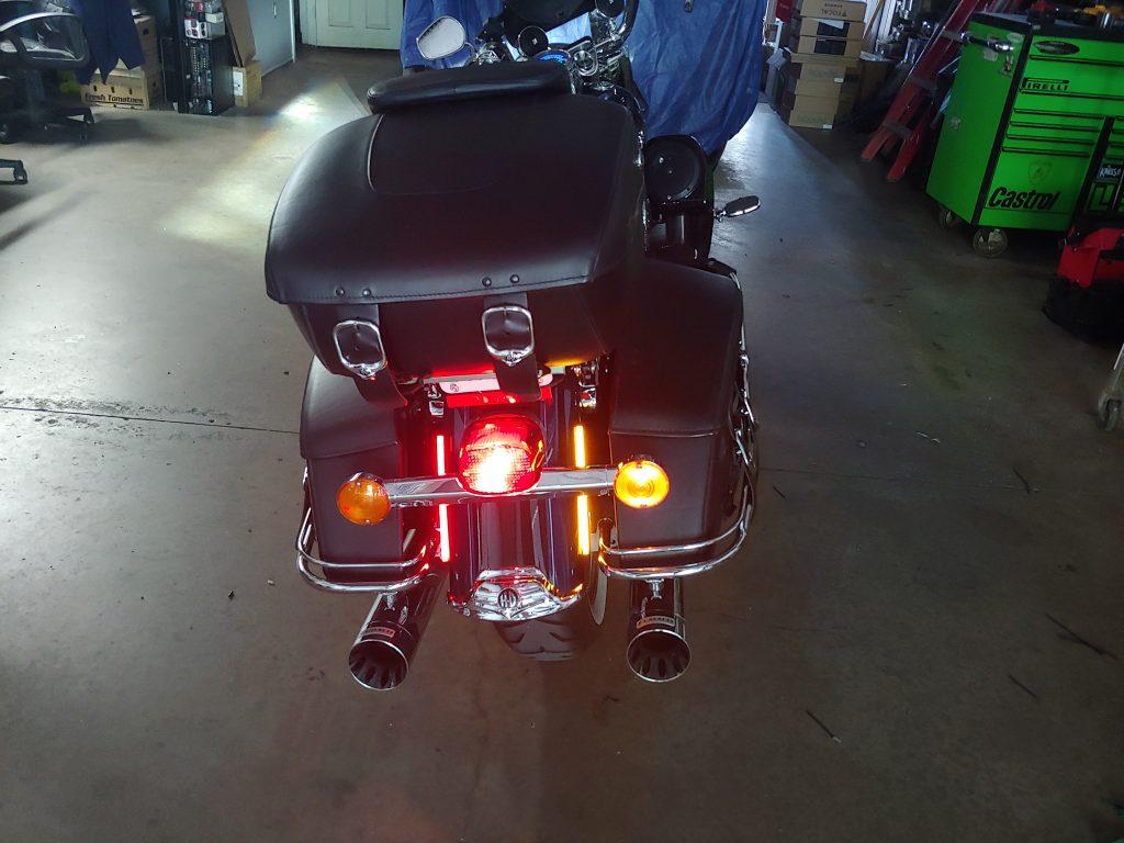 Harleyd LED Plasma lights