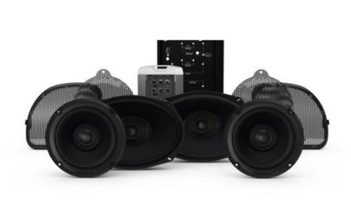 HARLEY-DAVIDSON 2014+ cvo sound system