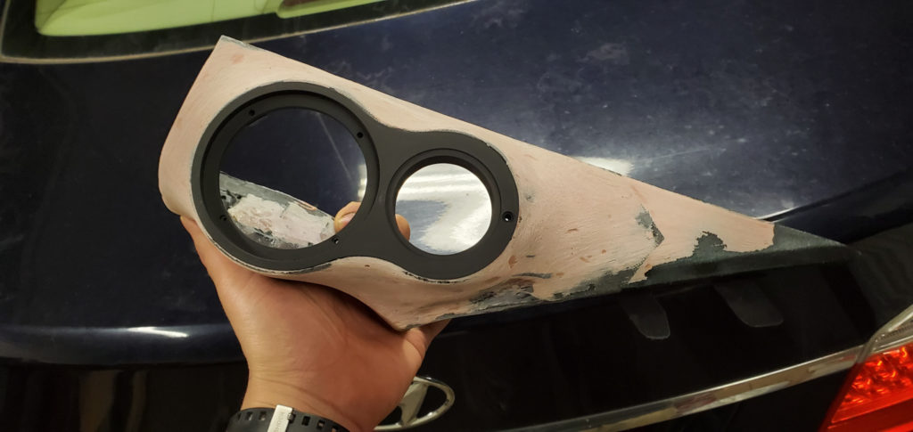 Ford F150 speakers upgrade