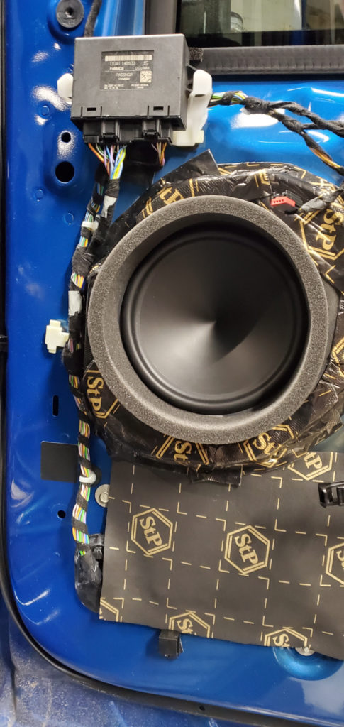 Ford F150 sound proofing