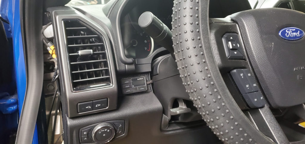 Ford F150 sound system
