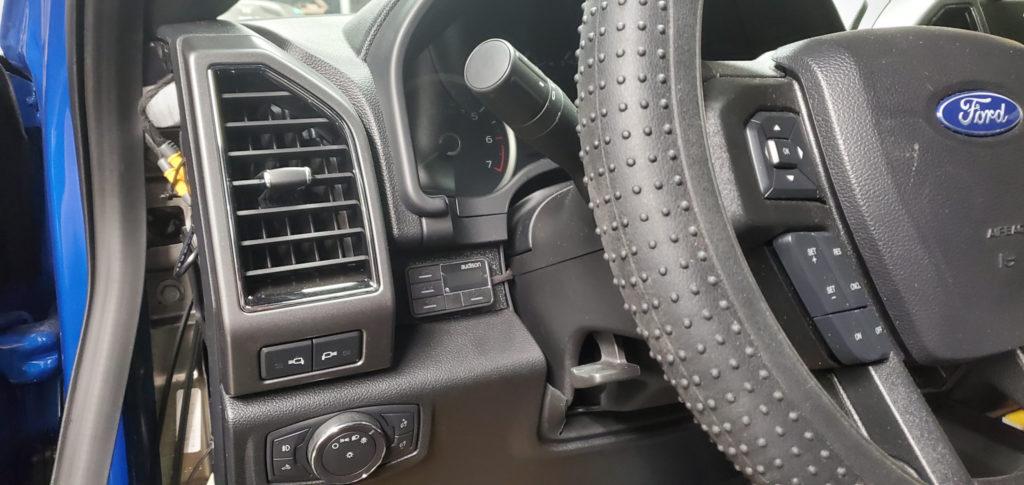 Ford F150 sound system
